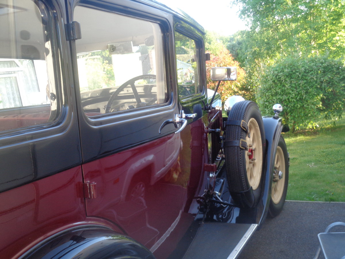 1930 Wolseley Messenger 21 60 For Sale (picture 3 of 6)