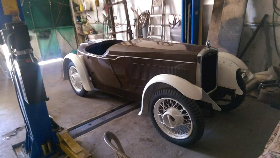 1931 Wolseley Swallow Bodied sports For Sale (picture 1 of 6)