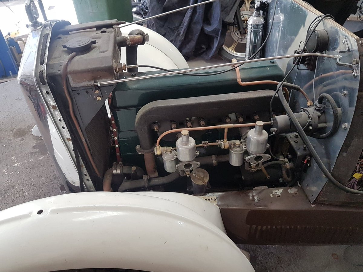 1931 Wolseley Swallow Bodied sports For Sale (picture 3 of 6)