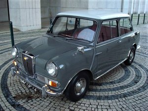 1965 Wolseley Hornet MK II SOLD