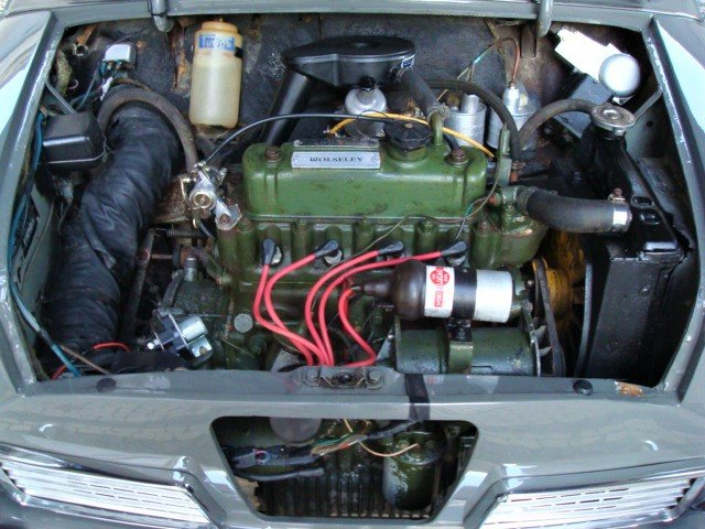 1965 Wolseley Hornet MK II For Sale (picture 5 of 6)