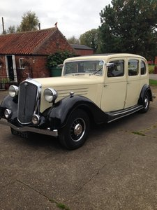 1937 Rare Wolseley 25HP Limousine
