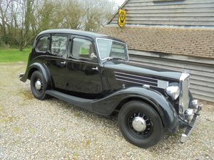 1948 Wolseley 14 / 60 H.P. Sliding Head Saloon.