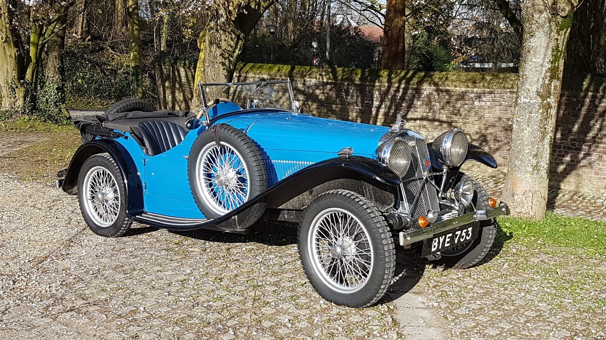 Wolseley Hornet Special (1934) For Sale (picture 1 of 6)