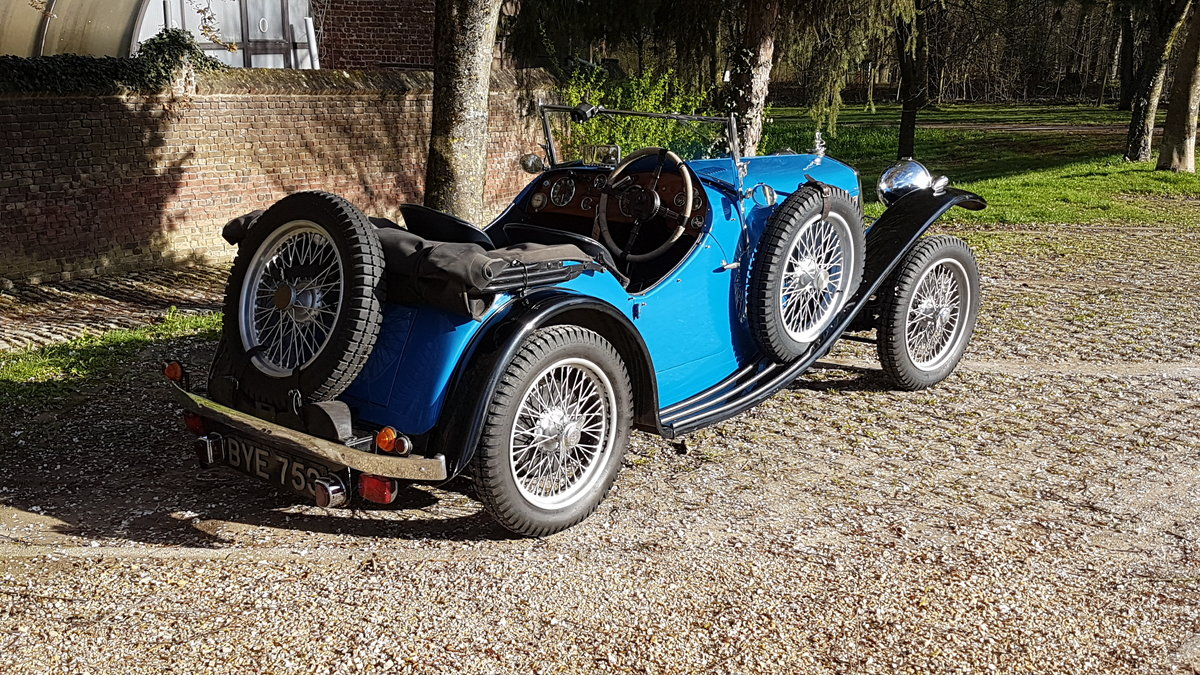 Wolseley Hornet Special (1934) For Sale (picture 2 of 6)