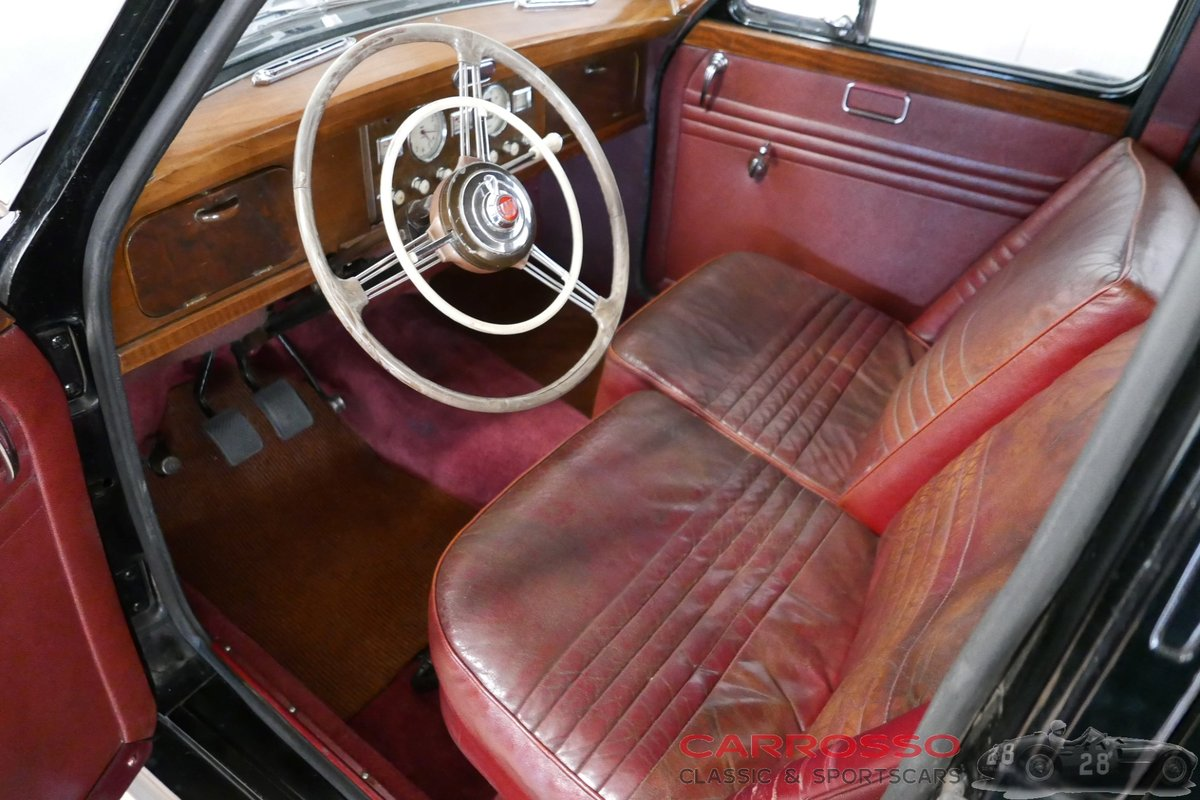 1956 Wolseley 4/44 in good and unrestored condition For Sale (picture 3 of 6)