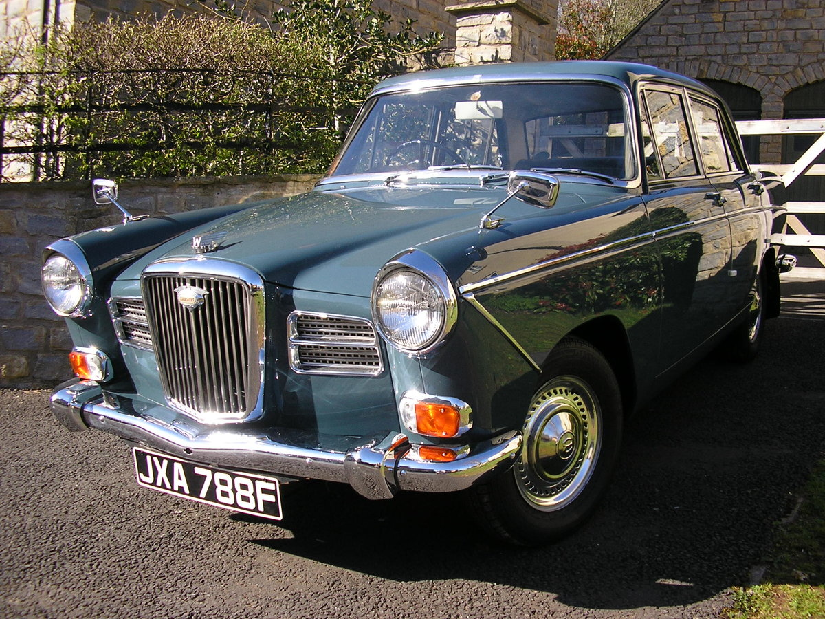 Wolseley 16/60 1968 SOLD (picture 2 of 6)