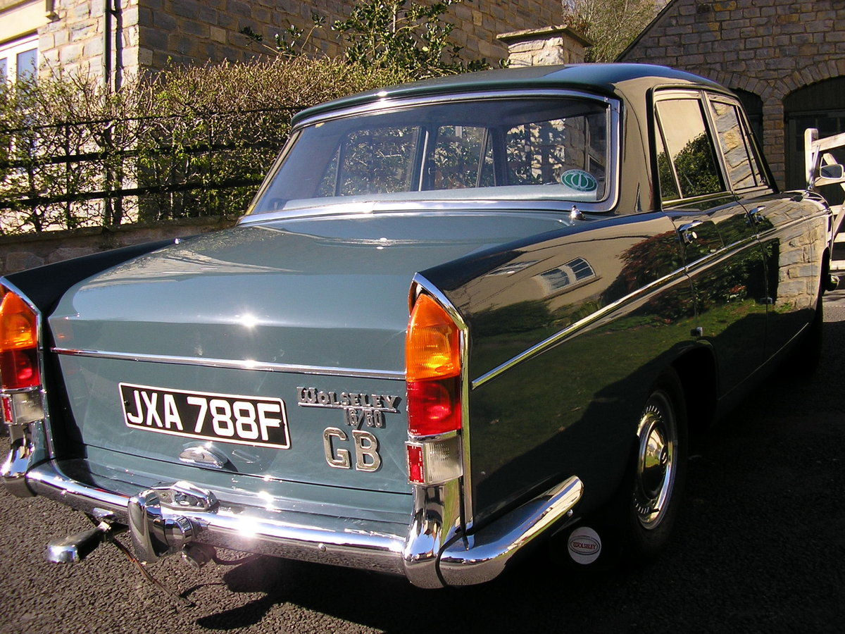 Wolseley 16/60 1968 SOLD (picture 3 of 6)