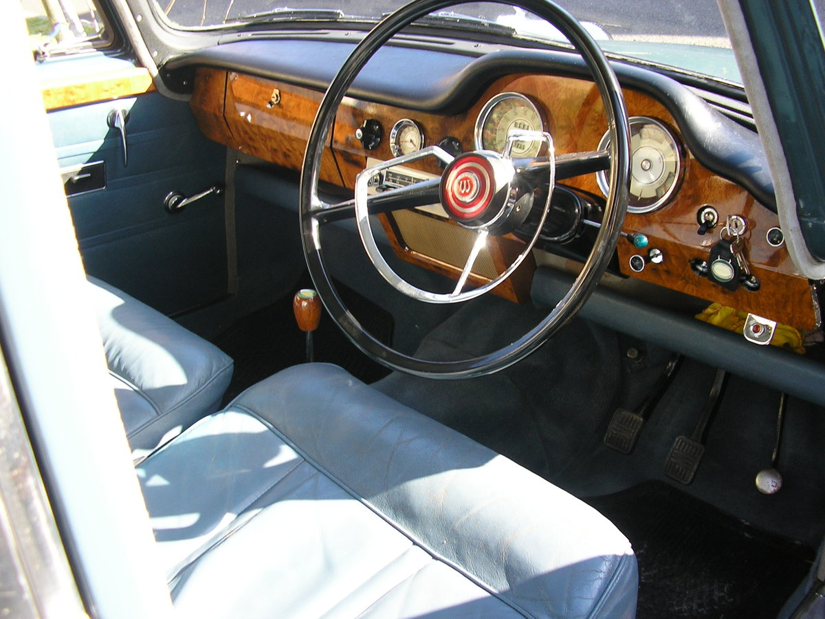 Wolseley 16/60 1968 SOLD (picture 4 of 6)
