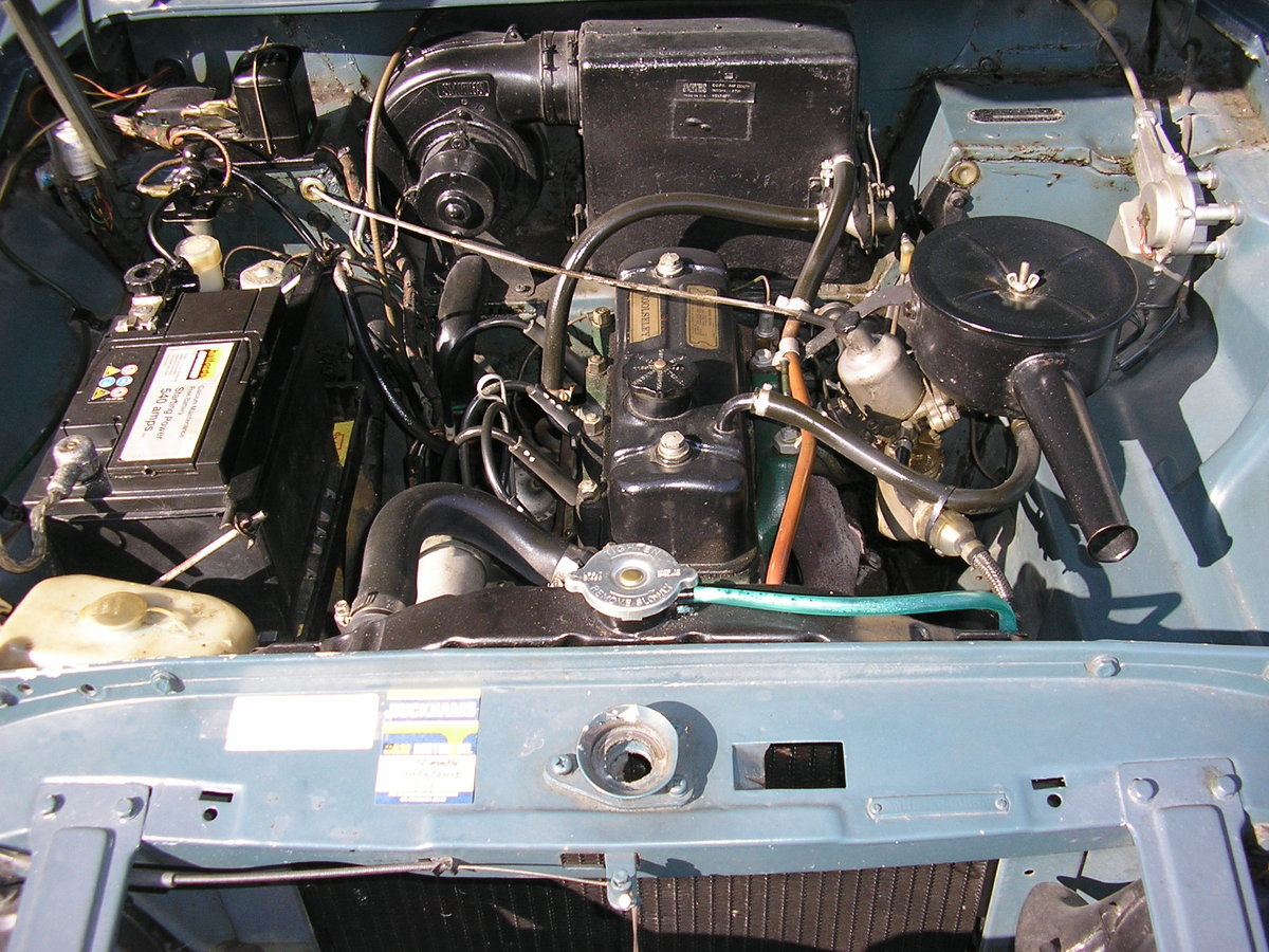 Wolseley 16/60 1968 SOLD (picture 5 of 6)