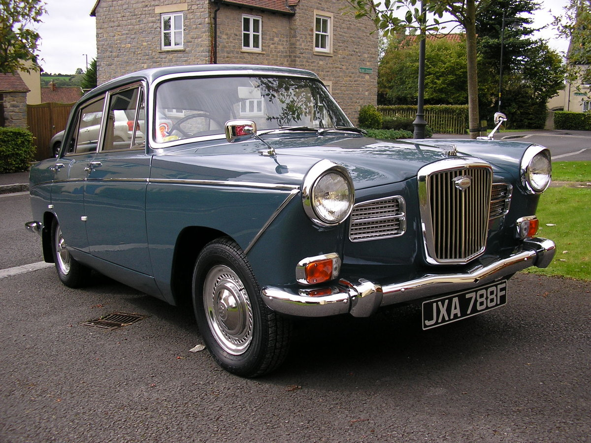 Wolseley 16/60 1968 SOLD (picture 1 of 6)