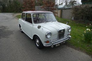 Wolseley Hornet 1967 - To be auctioned 26-04-19 For Sale by Auction