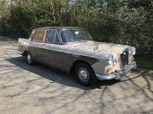 1965 Wolseley 6/110 MK2 Automatic