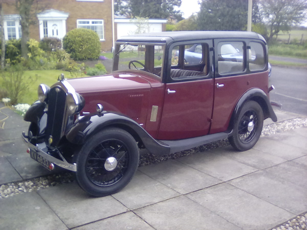 Wolseley Nine 1933 For Sale (picture 1 of 6)