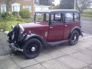 Wolseley Nine 1933 For Sale