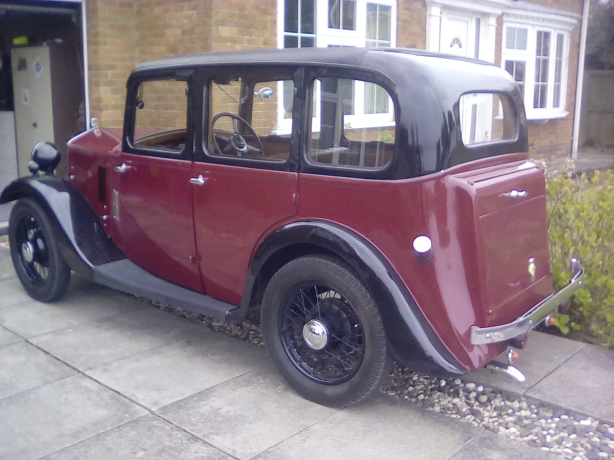 Wolseley Nine 1933 For Sale (picture 2 of 6)