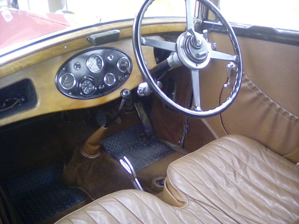 Wolseley Nine 1933 For Sale (picture 3 of 6)