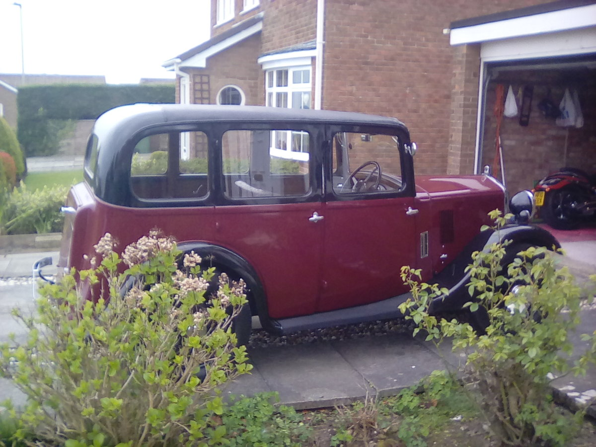 Wolseley Nine 1933 For Sale (picture 6 of 6)