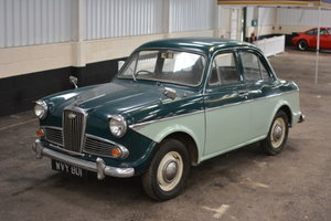 1961 Wolseley 1500 For Sale by Auction