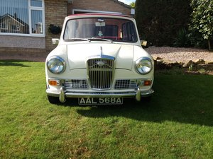 Wolseley Hornet MK1 1962 SOLD