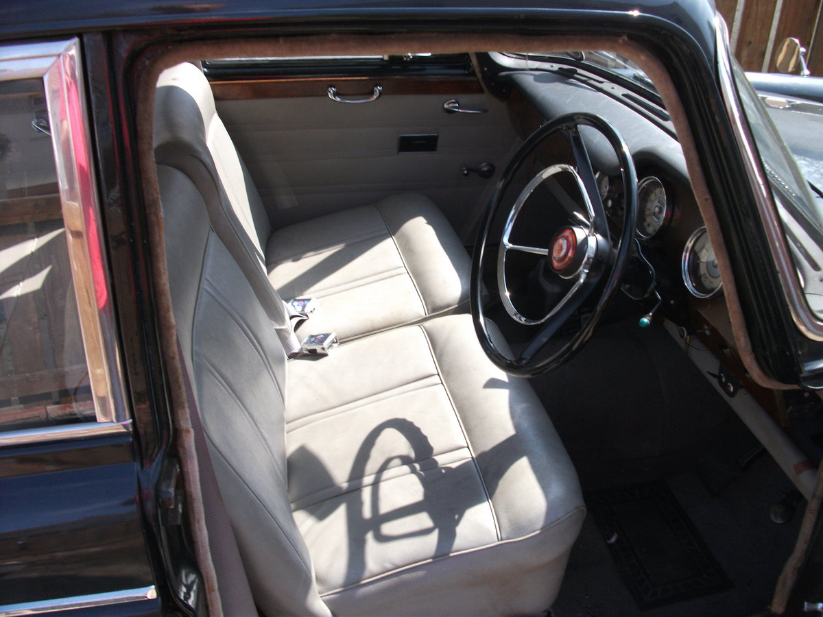 1971 Wolsley 16 60 Auto For Sale (picture 3 of 6)