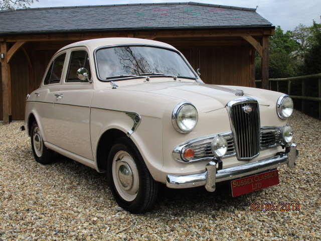 1959 Wolseley 1500 Saloon (Card Payment Accepted & Delivery) SOLD (picture 1 of 6)