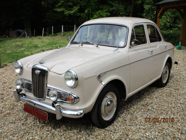 1959 Wolseley 1500 Saloon (Card Payment Accepted & Delivery) SOLD (picture 2 of 6)