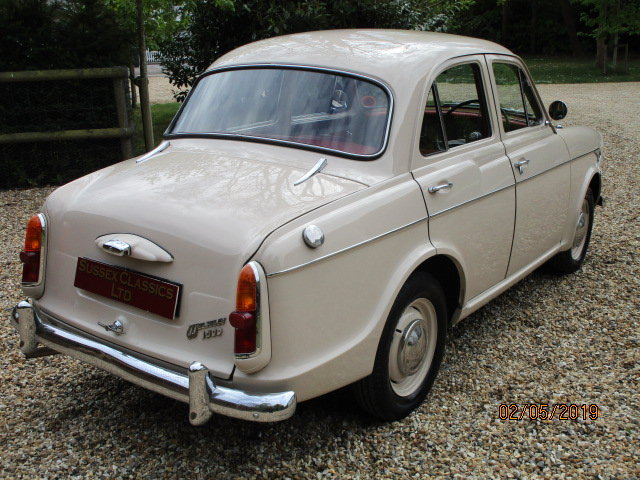 1959 Wolseley 1500 Saloon (Card Payment Accepted & Delivery) SOLD (picture 3 of 6)