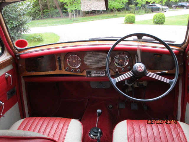 1959 Wolseley 1500 Saloon (Card Payment Accepted & Delivery) SOLD (picture 4 of 6)