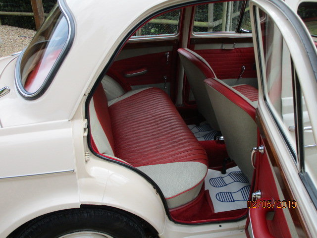 1959 Wolseley 1500 Saloon (Card Payment Accepted & Delivery) SOLD (picture 5 of 6)