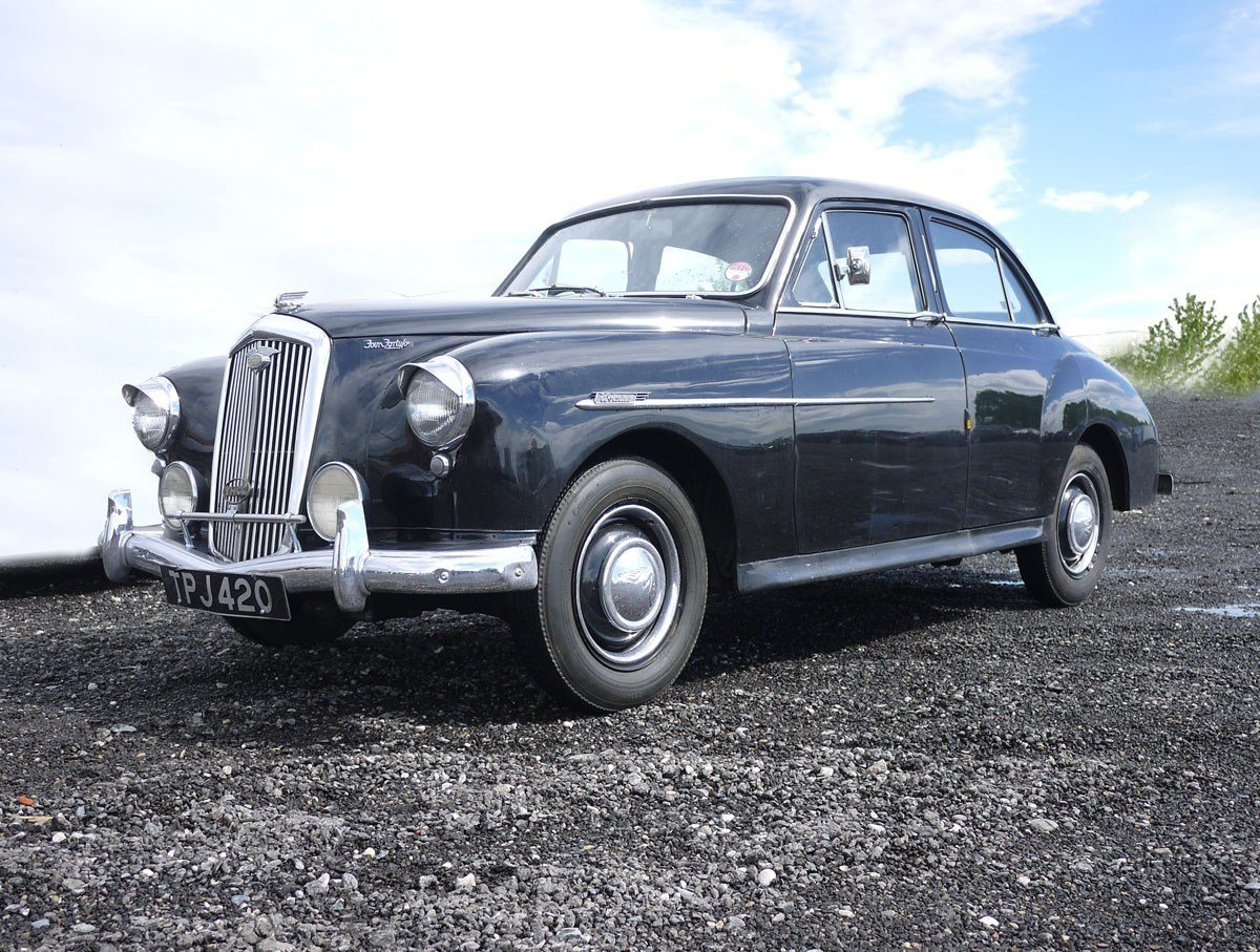 1953 Wolseley Type 4/44 For Sale by Auction (picture 1 of 4)