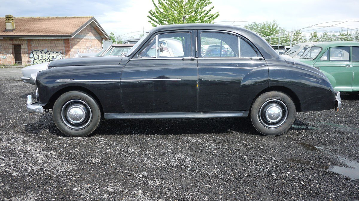 1953 Wolseley Type 4/44 For Sale by Auction (picture 2 of 4)