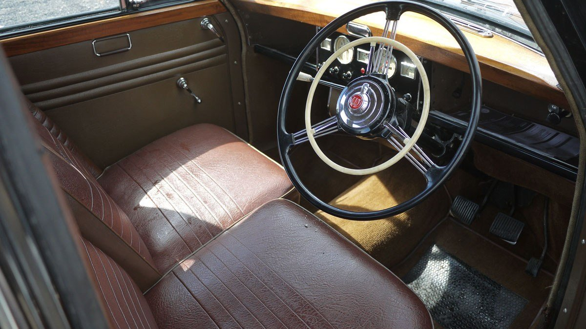 1953 Wolseley Type 4/44 For Sale by Auction (picture 3 of 4)