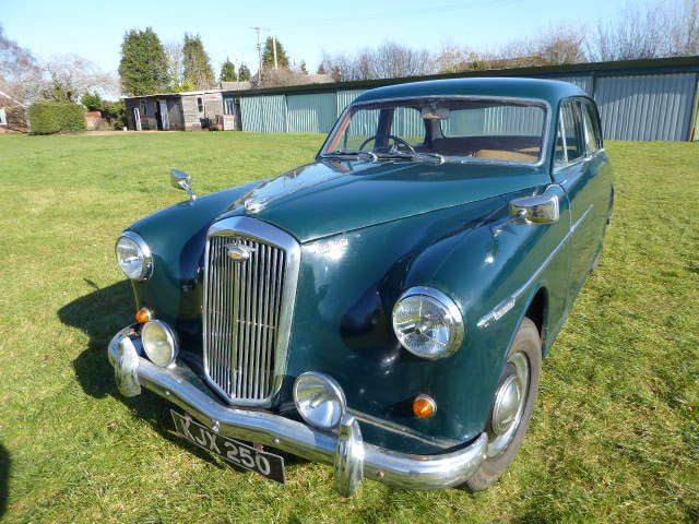 1959 WOLSELEY 6/90  For Sale (picture 1 of 6)