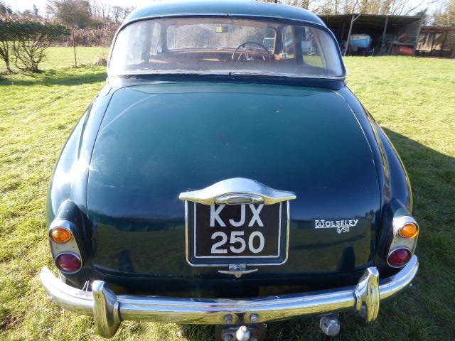 1959 WOLSELEY 6/90  For Sale (picture 6 of 6)