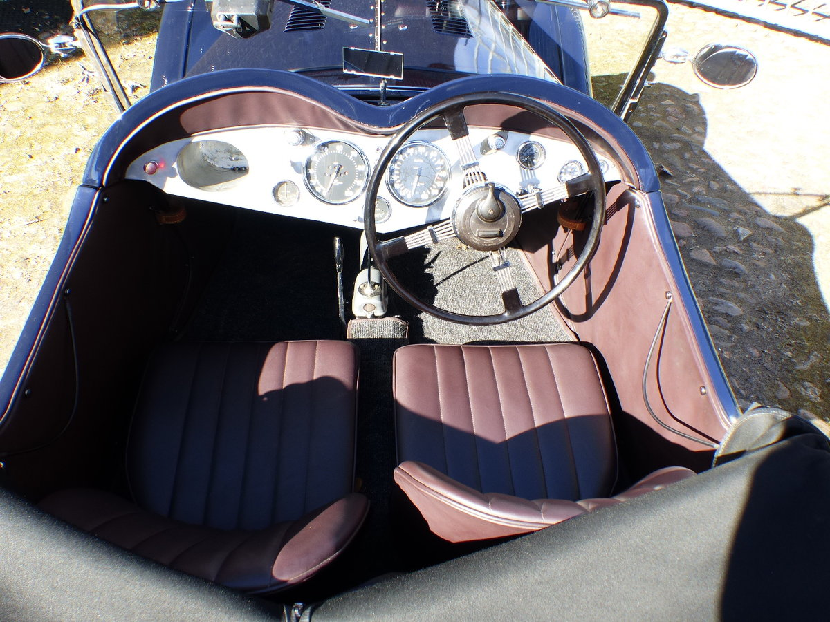 1935 agile roadster with a body of Hiltons of Rugby For Sale (picture 3 of 6)