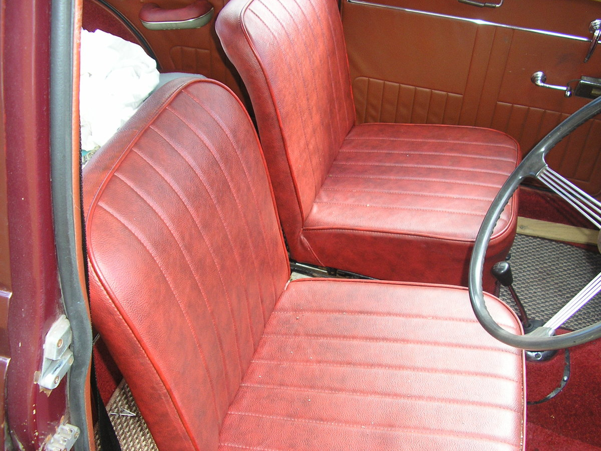 1958 Wolseley 1500, 53k miles, new tyres, solid example SOLD (picture 6 of 6)