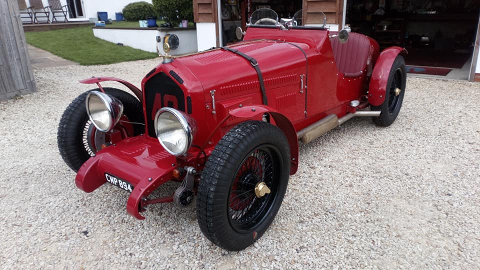 1935 Seber 2.5L Special For Sale (picture 1 of 6)