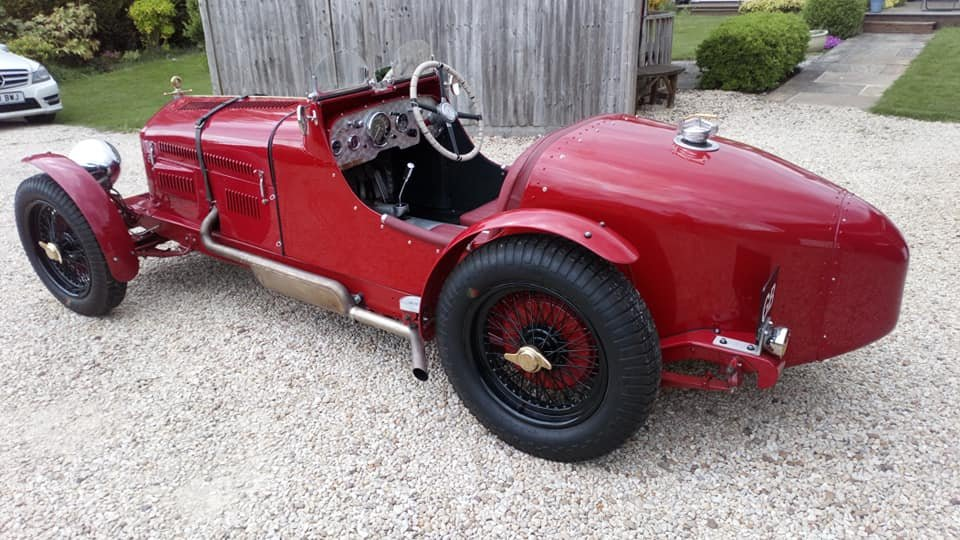 1935 Seber 2.5L Special For Sale (picture 2 of 6)