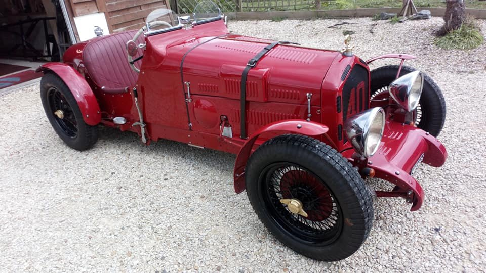 1935 Seber 2.5L Special For Sale (picture 4 of 6)