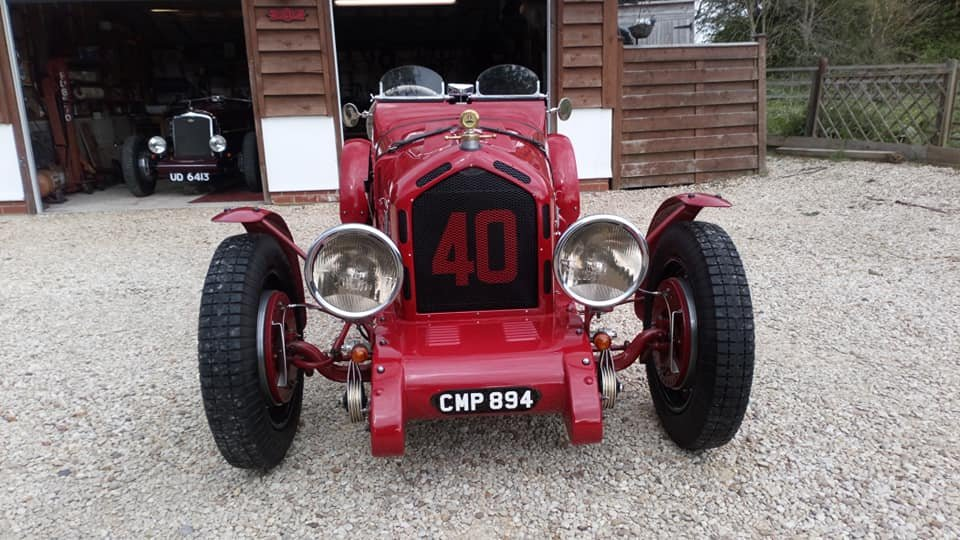 1935 Seber 2.5L Special For Sale (picture 5 of 6)