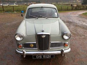 1964 Wolseley 1500 at Morris Leslie Auction 25th May