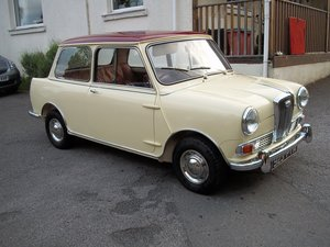 Wolseley Hornet MK1 1963 18000 Miles For Sale