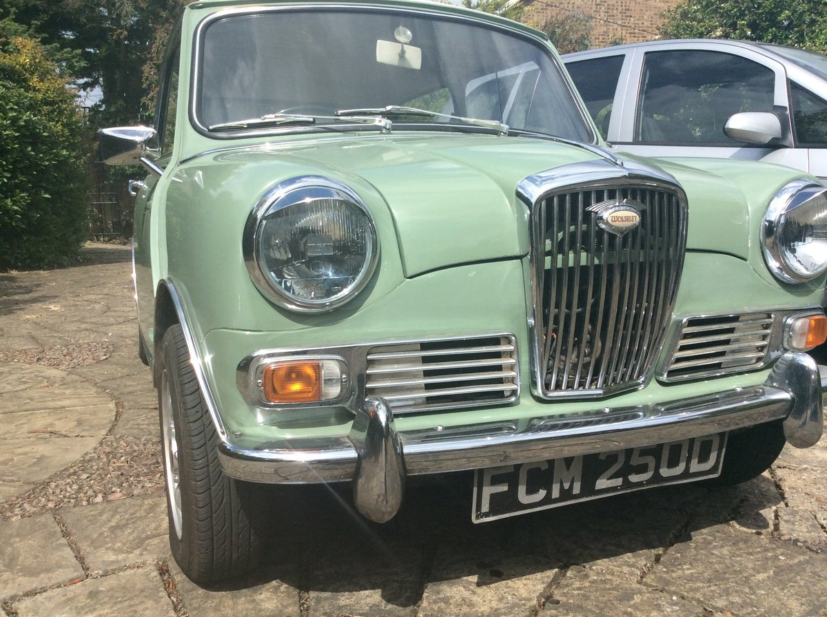 1966 Wolseley Hornet For Sale (picture 1 of 5)