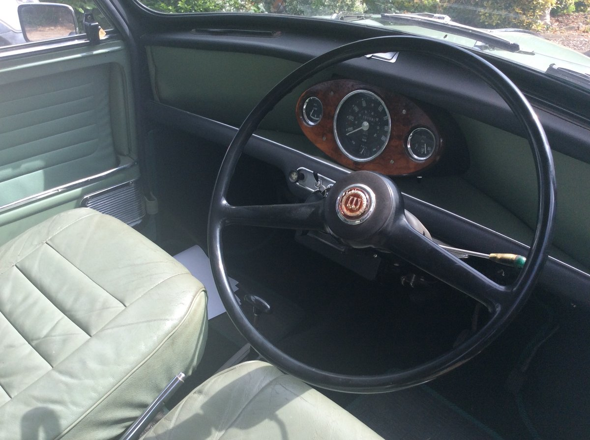 1966 Wolseley Hornet For Sale (picture 4 of 5)
