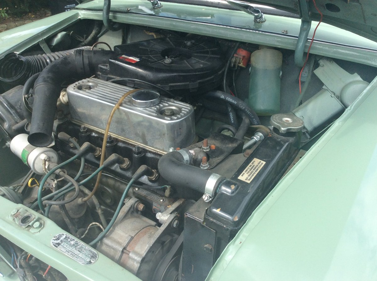 1966 Wolseley Hornet For Sale (picture 5 of 5)