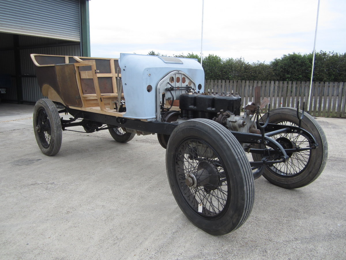 1913 Wolseley Torpedo Phaeton 6 Cylinder Model M6 24/30 HP For Sale (picture 1 of 6)