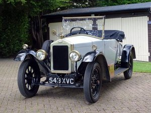 1924 Woleseley 11/22 Drophead Coupe For Sale by Auction