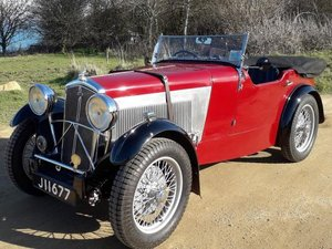 1933 Wolseley Hornet Special For Sale by Auction