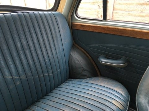 Gorgeous 1962 Wolseley 1500 in Smoke Grey For Sale (picture 4 of 4)